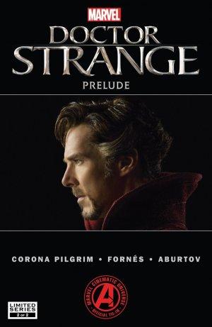 Marvel cinématique - Dr Strange # 2 Issues (2016)