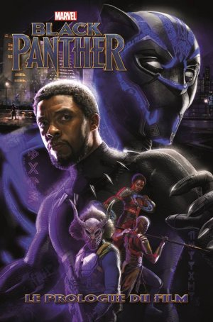 Black Panther - Le Prologue du Film édition TPB Hardcover - Le Prologue du Film