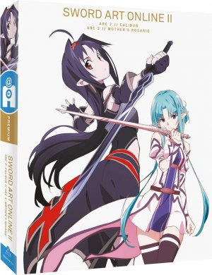 Sword Art Online II 2 Coffret Blu-ray - Edition Premium