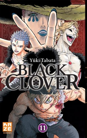Black Clover # 11