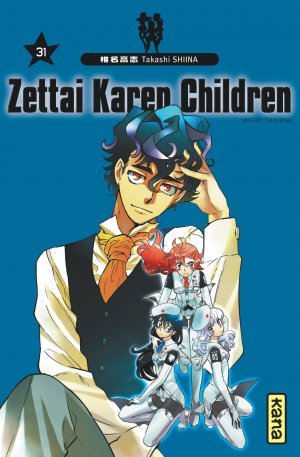 Zettai Karen Children # 31