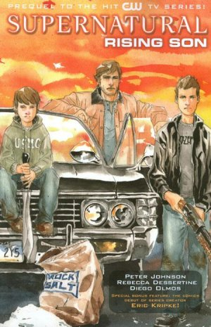 Supernatural - Rising Son édition TPB softcover (souple)