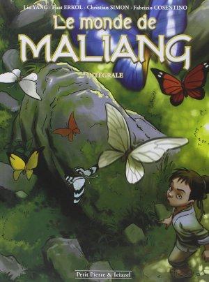 Le monde de Maliang édition Intégrale 2017