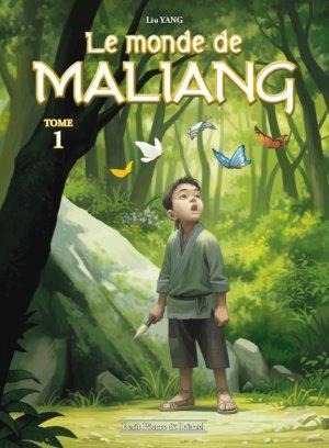 Le monde de Maliang édition Réédition 2016