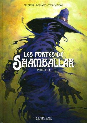 Les portes de Shamballah édition Intégrale 2017