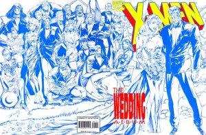 X-Men - The Wedding Album # 1 Issue (1994)