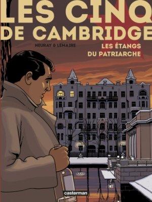 Les cinq de Cambridge T.3