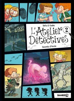 Atelier détectives 2 Simple
