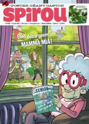 Le journal de Spirou # 4140