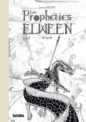 Les prophéties Elween  - Intégrale N&B - Tomes 1 à 4