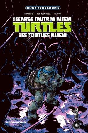 Free Comic Book Day France 2018 - Teenage Mutant Ninja Turtles