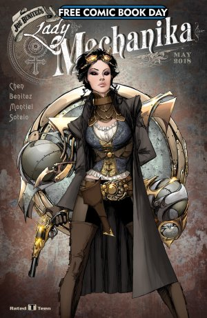 Free Comic Book Day 2018 - Lady Mechanika édition Issues