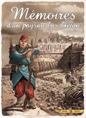 Mémoires d'un paysan Bas-Breton 2 - Le soldat