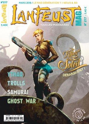 Lanfeust Mag 217 Simple
