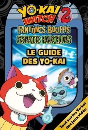 Yo-kai Watch - Guide officiel édition Simple