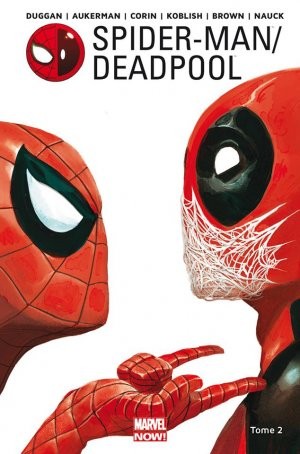 Spider-Man / Deadpool # 2