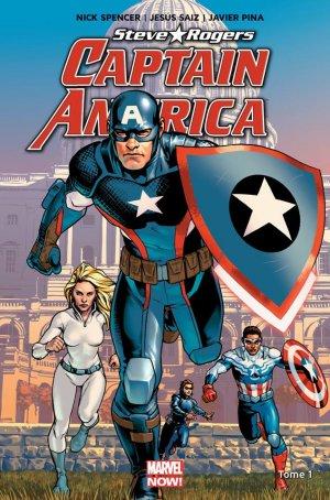 Captain America - Steve Rogers # 1