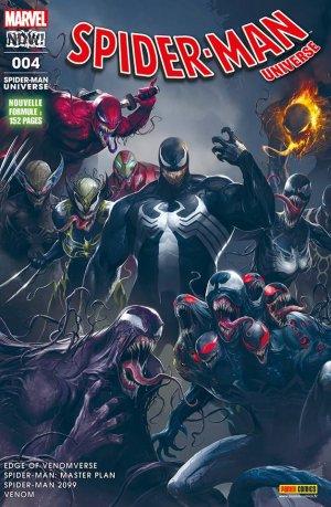 Spider-Man - Master Plan # 4 Kiosque V3 (2017 - 2018)