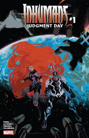 Inhumans - Judgment Day édition Issue (2018)