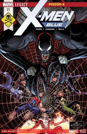 X-Men - Blue # 21 Issues (2017 - 2018)