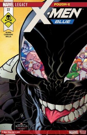 X-Men - Blue # 22 Issues (2017 - 2018)