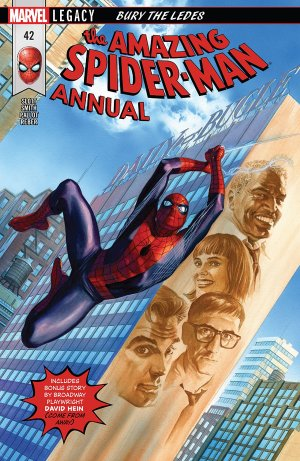 The Amazing Spider-Man # 42 Issues V1 - Annuals (1964 - 2018)