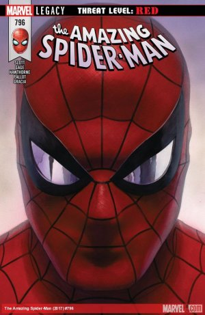 The Amazing Spider-Man # 796 Issues V1 Suite (2017 - 2018)