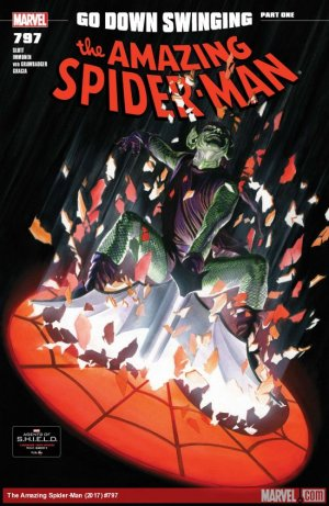 The Amazing Spider-Man # 797 Issues V1 Suite (2017 - 2018)