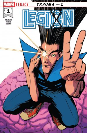 Legion édition Issues (2018)