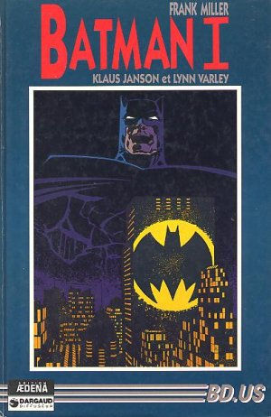 Batman - The Dark Knight Returns édition TPB hardcover (cartonnée)