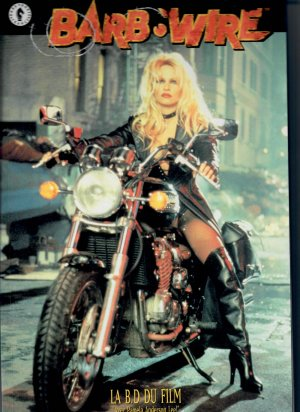 Barb Wire édition TPB softcover (souple)