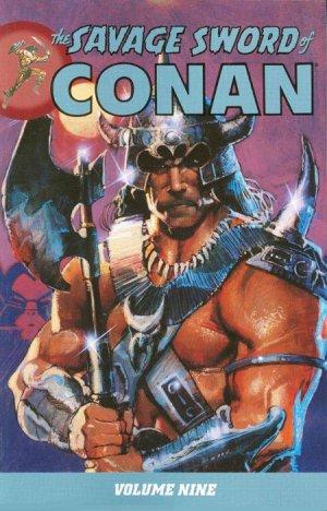 The Savage Sword of Conan # 9 Intégrale (2007 - 2016)