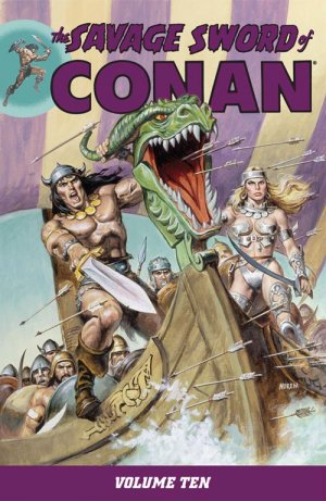 The Savage Sword of Conan # 10 Intégrale (2007 - 2016)
