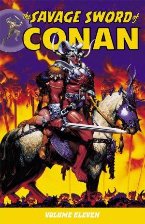 The Savage Sword of Conan # 11 Intégrale (2007 - 2016)
