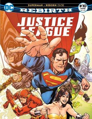 Justice League # 10 Kiosque V1 (2017 - En cours)