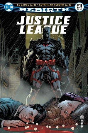Justice League # 11 Kiosque V1 (2017 - En cours)
