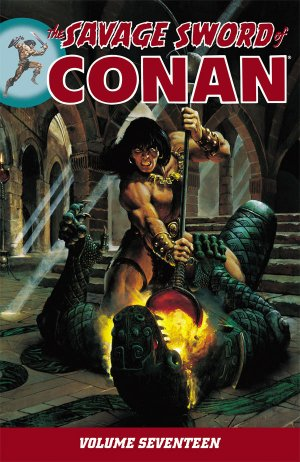 The Savage Sword of Conan # 17 Intégrale (2007 - 2016)