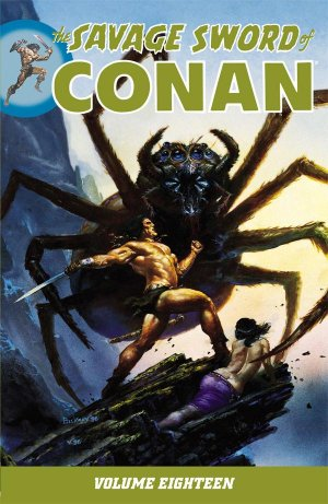 The Savage Sword of Conan # 18 Intégrale (2007 - 2016)
