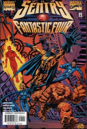 The Sentry / Fantastic Four édition Issues (2001)
