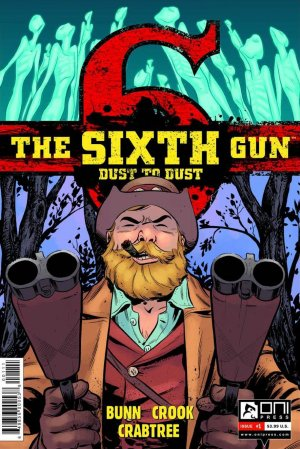The Sixth Gun - Dust To Dust édition Issues (2015)