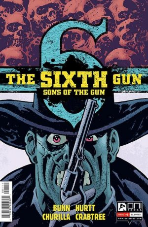 The Sixth Gun - Sons of the Gun édition Issues (2013)
