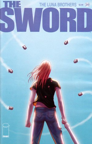 The Sword # 20 Issues (2007 - 2010)