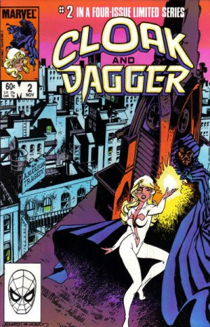 Cloak and Dagger # 2 Issues V1 (1983 - 1984)