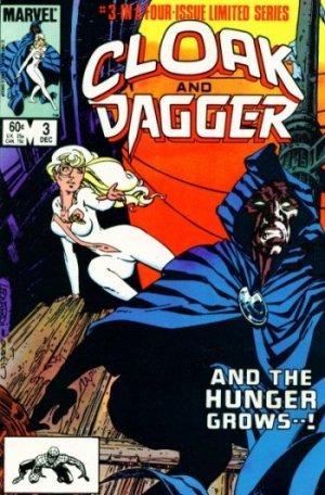 Cloak and Dagger # 3 Issues V1 (1983 - 1984)