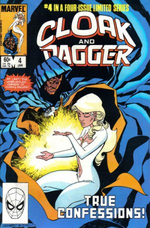 Cloak and Dagger # 4 Issues V1 (1983 - 1984)