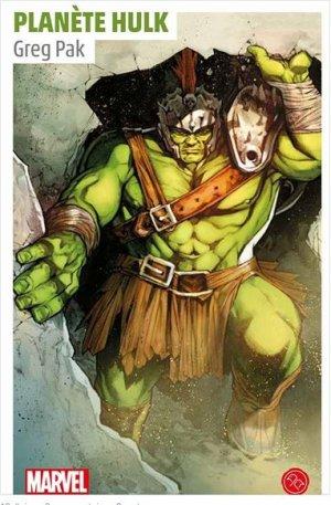 Planète Hulk (Roman) édition Simple