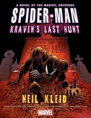 Spider-Man - Kraven's Last Hunt (Prose Novel) édition TPB hardcover (cartonnée)