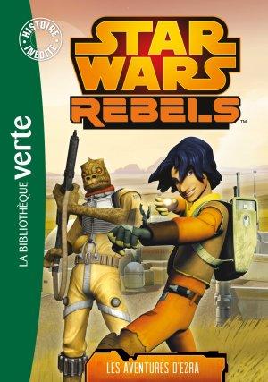 Star Wars Rebels (Bibliothèque verte) édition TPB softcover (souple)