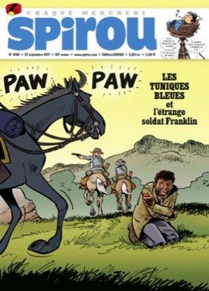 Le journal de Spirou # 4146