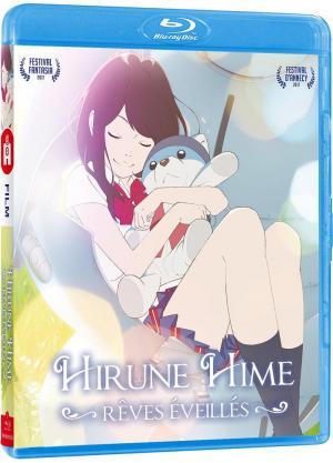 Hirune Hime édition Blu-ray